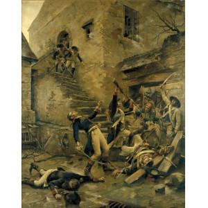 Affrontement à Château-Gontier