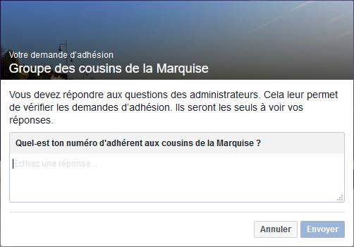 question fb